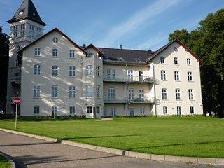 2-Zi-Schloss-Appartement im Jagdschloss zu Hohen Niendorf