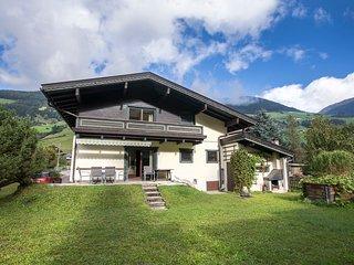 Ferienhaus Hesse - Wald im Pinzgau