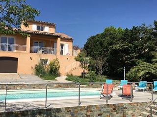 Villa Les Issambres (La Petite Afrique)