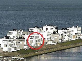 4-Zi-Doppelhaushälfte LOOTSEN HUS direkt am Hafen