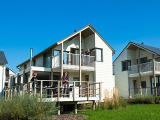 Golden Lakes Village - Type 3 chambres maximum 6 personnes avec sauna