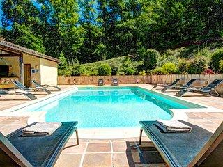 7 bedroom Villa in Sainte-Cecile-du-Cayrou, Occitania, France : ref 5604558