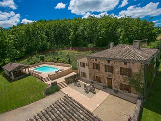 7 bedroom Villa in Sainte-Cécile-du-Cayrou, Occitania, France - 5604558