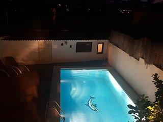 preciosa casa en granada con piscina