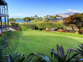 Gorgeous Ground Floor 1 Bedroom WAILEA ELUA, #2003