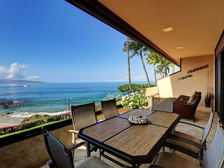 Fantastic Location - Beautiful Condo -Makena Surf Resorts # G-204