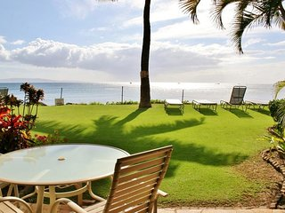 Renovated Ground Floor Steps to the Beach - Kihei Beach #107