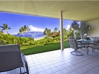 Lovely Ground Floor Unit MAKENA SURF RESORT, #C-102