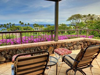 Lovely Ground Floor 2 BDRM Condo Wailea Elua Village # 105