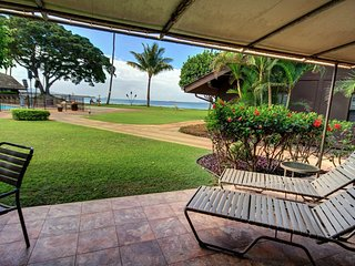 Awesome Ground Floor 2bd Condo Steps from Beach! - Maalaea Surf G1