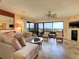 Stunning Ground Floor 2 Bedroom Wailea Elua #307