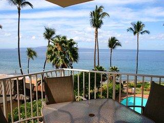 Lovely 2 BDRM Ocean View Condo - Kamaole Nalu #403