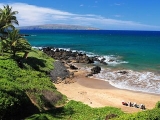 Gorgeous 2 Bdrm Ocean Front - Makena Surf Resort #G-201