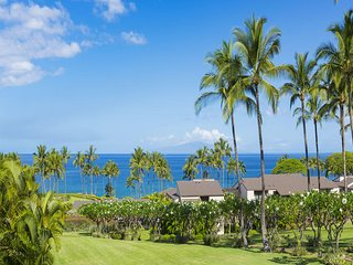 Luxury 2 Bedroom 2nd Floor Condo Wailea Elua #2204