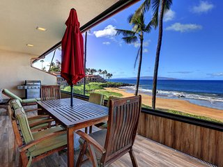 Upgraded Condo- Beachfront- Easy Beach Access- MAKENA SURF RESORT, #B-204