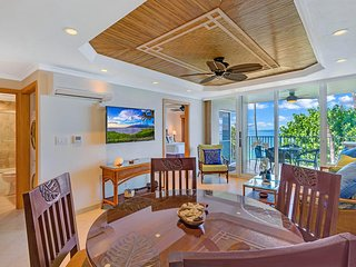 Spacious, Ocean View, New Remodel - Royal Mauian #315