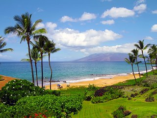 Upgraded Unit w/ Beautiful Ocean Views Makena Surf Resort # C-103