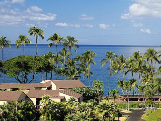 Sweeping Views and Quaint Interiors WAILEA ELUA, #0106