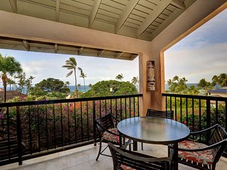 Stunningly Remodeled Ocean View Unit  -Wailea Ekahi #22D