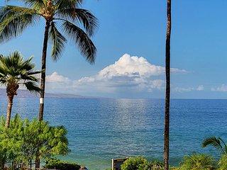 Oceanfront Location - Amazing Views - Kamaole Nalu #204