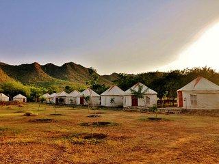 Camp Ecorganic Aravalli 2