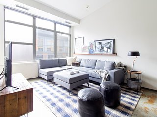 Sophisticated 3BR in South End by Sonder