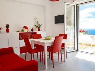 Elegant apartment in Positano centre