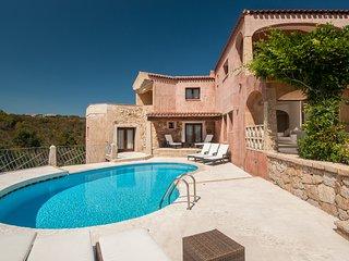 6 bedroom Villa in Abbiadori, Sardinia, Italy : ref 5642822
