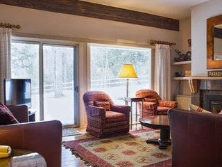 Rustic + Cozy Vermont Home | Access to Tennis Courts and Spa!