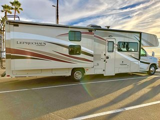 Luxury RV MotorHome - Vacation Anywhere in SoCal - Rent an Rv - Rv Rental