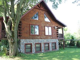 Devils Lake Baraboo Wisconsin Dells Grand Cabin Sleeps 12
