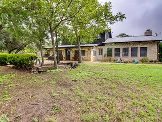 Secluded country home on 10 acres w/ patio & yard - near wineries & downtown!