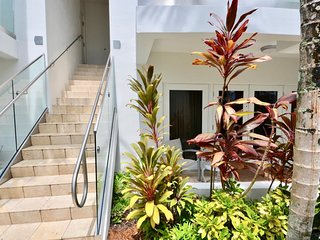 Modern condo in Santa Maria Resort with two shared pools!
