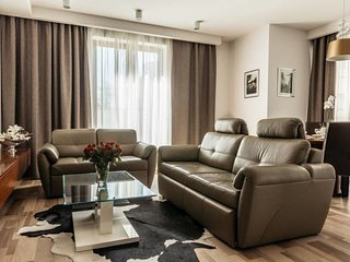 Fantastic apartment by the Old Town&Wawel Castle view *AIRPORT