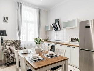 Kremerowska Apartments - Romantic suite