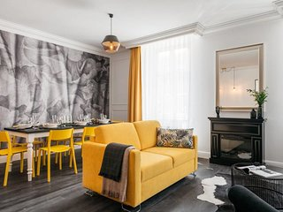 'Berlin Mitte' beautifully designed apartment with amazing big terrace