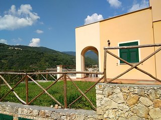 LARGE APARTMENT AT ORCO FEGLINO