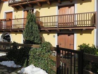 Trilocale e box-Central location in Borgo Vecchio IL BUON RIFUGIO-A good refuge