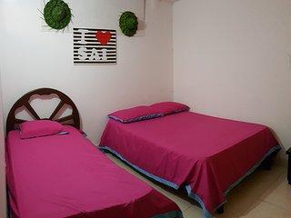 Comodo apartamento, excelente ubicacion en San Andres, Bitansuiit apartments 301