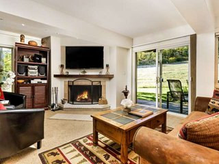 Ski-In/Out To Snowmass Mountain Out Your Back Door! Wood-burning Fireplace, Park