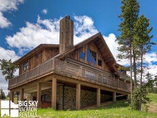 Powder Ridge Cabin 3 Manitou | Powder Ridge Cabins Big Sky MT