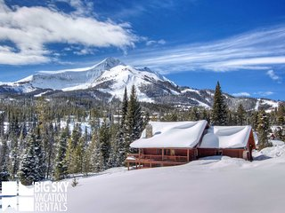 White Otter Cabin | Lodging Big Sky Montana