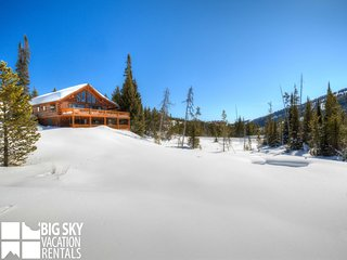 Cardinal Sanctuary | Big Sky Montana Resort Rental