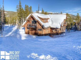 Powder Ridge Cabin 1 Manitou | Big Sky Resort