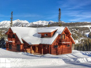 Powder Ridge Cabin 21 Rosebud Loop | Big Sky Resort