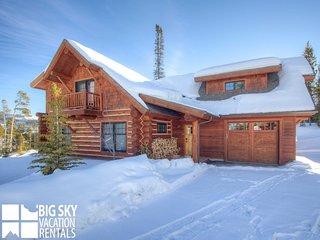 Powder Ridge 1 Chief Gull | Big Sky Montana Cabin Rental