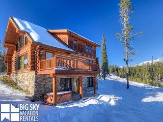 Powder Ridge Cabin 4 Chief Gull   Big Sky Resort