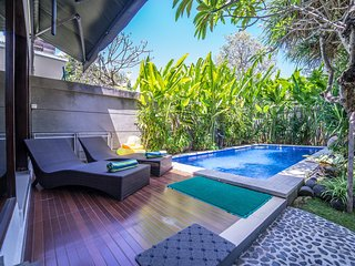 Cantik 2 Bedroom Villa, Oasis in Legian/Kuta