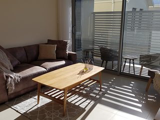 Private, secure, bright and breezy - best location!!