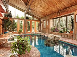 4BR, 3BA Park City Golf Course Abode with Indoor Pool - Near Slopes & Hiking